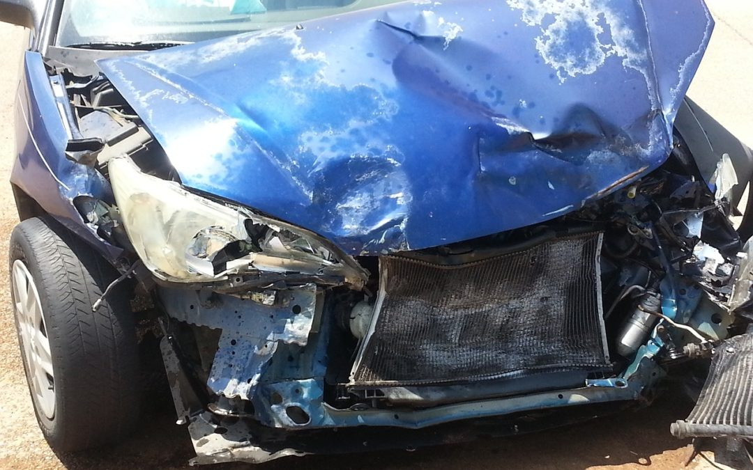 Questions and answers about vehicle accidents.